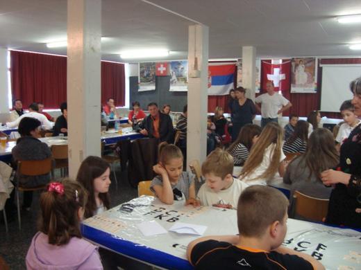 Srpska skola