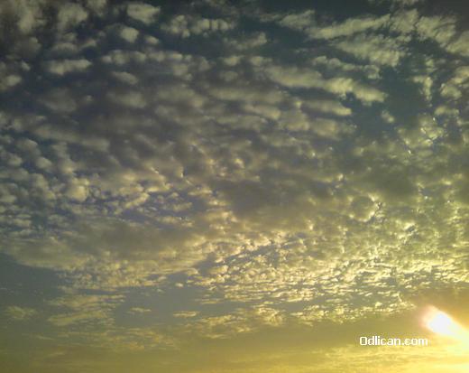 Nebo iznad BG