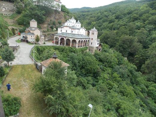 Manastir Sv.Joakim Osogovski Kriva Palanka